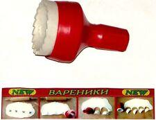 New Easy to Use Vareniki Big Perogy Dumpling Varenyky Form Ravioli Stamp Press👌