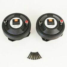 JBL 2405H Professional Series Diffraction Slot Bullet Tweeter 8Ω Ceramic Speaker