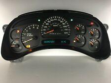 06 07 Sierra Silverado Speedometer Instrument Gauge Cluster REBUILT trans temp