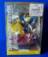 Beast Kingdom Disney D-Stage DS-011 Beauty and the Beast Diorama (D-Select) NEW