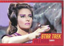 Star Trek Heroes & Villains The Original Series Parallel Base Card #88