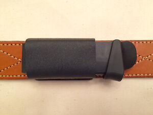 Safe2Fire Horizontal Mag Pouch For G43 - For Std 6 Rd, Ext. Base Plate