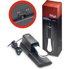 Sustain Pedal für E-Piano & Keyboards, Dämpferpedal