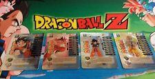 Dragonball Z Dbz Ccg Panini Tcg Goku Hi Tech levels 1-4 MP Main Personality!