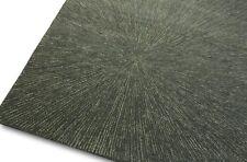 Tapis design de haute qualité 240x340 cm 100% laine fait à la main gris