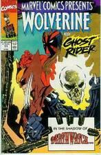 Marvel Comics Presents # 71 (Wolverine / Ghost Rider, Shanna) (USA, 1991)