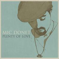 Donet,Mic - Plenty of Love (Live Your Dream-Edition CD/Dvd) - CD
