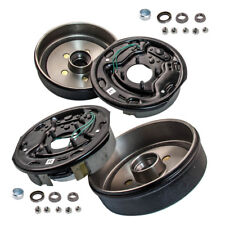 Electric Brake Trailer 5 on 4.5 Hub Drum COMPLETE KIT 3500 lb Axle High Quality