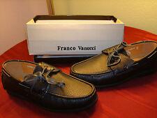 Franco Vanucci Men's Shoes  S Boat-5  Size 10