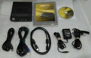 Canopus ADVC-300 Analog to Digital Video Converter