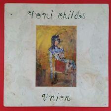 TONI CHILDS Union LP Vinyl VG+ Cover VG+ Insert 1988 A&M SP 5175