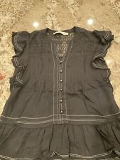 Juniors Abercrombie & Fitch Black Top Size XSmall NWOT