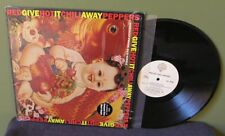 """Red Hot Chili Peppers """"Give It Away"""" 12"""" OOP Orig in shrink Jane's Addiction"""