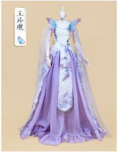 "New 1/3 BJD MSD Dolls Dress Joint Dolls Dress Girl Gift 24"" BJD Dolls Outfits 08"