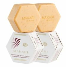 Makari Classic Whitening Exfoliating Antiseptic Soap - 2 PACK