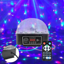 LED RGB Discokugel Lichteffekt DJ Automatisch LED Party BarPubs  Fernbedienung