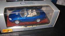 Maisto Jaguar Diecast Cars