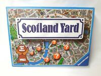 SCOTLAND YARD - ALTE AUSGABE JAHR 1983 - RAVENSBURGER - A7