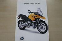 168407) BMW R 1150 GS Prospekt 199?
