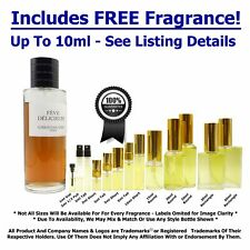 Christian D FEVE DELICIEUSE Sample/Splits * With FREE Fragrance * See Listing⤵