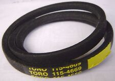 Toro OEM 115-4669  wheel drive transmission belt - self propelled mower FREEship