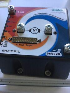 Unitek Bamobil AZ-62-100 TR 48v 100A Motor Vehicle Servo Controller