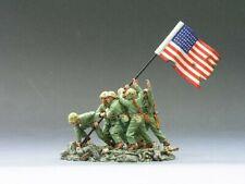 KING & COUNTRY IWJ19 FLAG RAISING on MT SURIBACHI IWO JIMA USMC Marines WWII