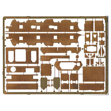 EDUARD 1/35 PE PHOTO-ETCHED ZIMMERIT for TAMIYA Pz.IV PANZER IV Ausf.J #35181
