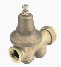 **NEW** Wilkins 600 Series Brass 3/4-in FNPT Pressure Reducing Valve