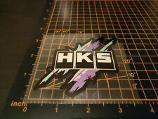 HKS S gtr honda nsx sti evo toyota r34 s2000 nsx reflective stickers decal  USA