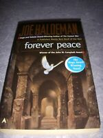 FOREVER PEACE by JOE HALDEMAN, ACE SCIENCE FICTION 1998, PAPERBACK!