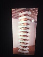 "Fermando Rodriguez ""Economia De Espacio"" Cuban Art 35mm Glass Slide"