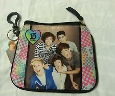 One Direction Coin Purse Id Holder MultI New 1D