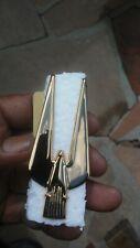 studebaker nos chrome/gold molding  1957 - 1963 hawk  bage 1320941