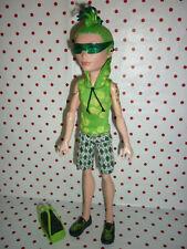 "Monster High ""Scaris"" Deuce Gorgon Doll inc' Sunnies & Bag"