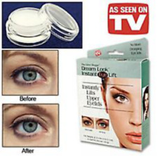 THE REAL DREAM LOOK EASY LIFT INSTANT EYE LIFT 64 STRIPS & GEL, AS SEEN ON TV