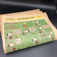 21 Sunday Newspaper Comics Color Strips 1975 1976 1977 Phantom Doonesbury Henry