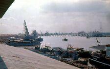 V029 35mm Slides 1964-65 Vietnam War, Da Nang Military Base
