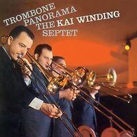 Kai Septet Wikind - Trombone Panorama + 3 Bonus Tracks [New CD] Bonus Tracks, Sp