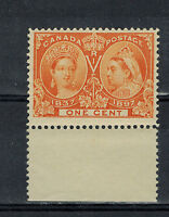 CANADA SCOTT 51 MINT NEVER HINGED WITH FRESH GUM AND WELL CENTERED.