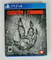 Evolve (Sony PlayStation 4, 2015)