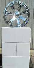 "22"" NEW CADILLAC ESCALADE FACTORY STYLE CHROME WHEELS RIMS 5660"