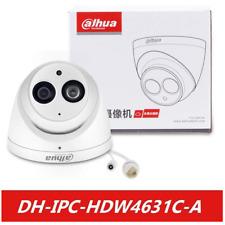 Dahua IPC-HDW4631C-A 6MP Dome Turret IP Camera Metal Mic Update 4431C-A 2.8MM