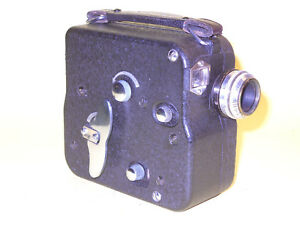 Pathéscope - antique 9,5mm movie camera in very good condition!