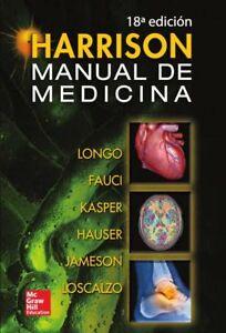 HARRISON MANUAL DE MEDICINA (18ª ED.)