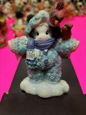 Mary Moo Moos Figurine - I Can't Mooove