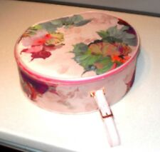 Large *Ted Baker* Gift Set In  Floral Vanity Case 6 Items)  New
