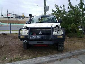 HOLDEN RODEO 2006 VEHICLE WRECKING PARTS ## V001437 ##