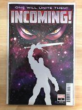 INCOMING! 1 1:25 Jacinto incentive variant NM/NM+ Marvel Comics 2019