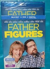 NEW Father Figures Blu-ray & DVD NO DIGITAL BLUERAY bluray disc movie Comedy